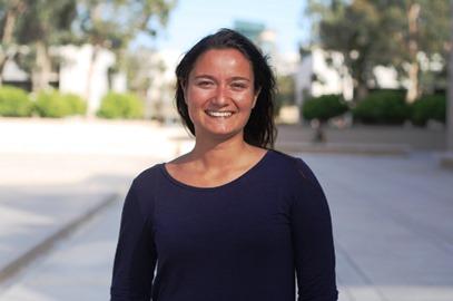 Stefania Di Costanzo : Grad Student