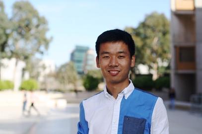 Xiangyu Ren : Grad Student